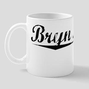 Bryn Mawr, Vintage Mug