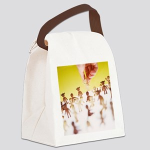 Adoption Canvas Lunch Bag
