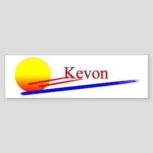 Kevon Bumper Sticker