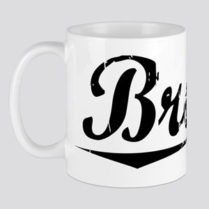 Brook, Vintage Mug