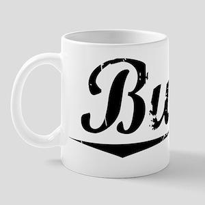 Buda, Vintage Mug