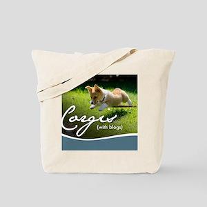 3rd Annual Corgis (with blogs) Calendar Tote Bag
