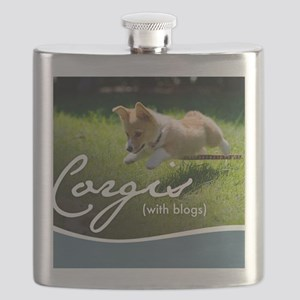 3rd Annual Corgis (with blogs) Calendar Flask