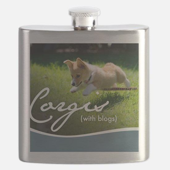 3rd Annual Corgis (with blogs) Calendar Flask
