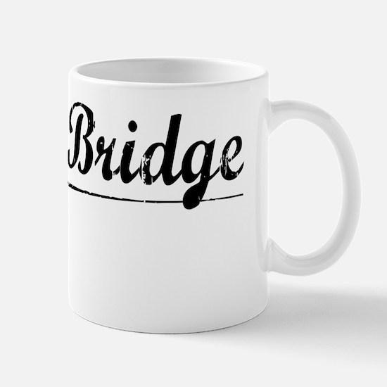 Capon Bridge, Vintage Mug