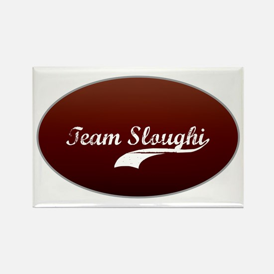Team Sloughi Rectangle Magnet (10 pack)