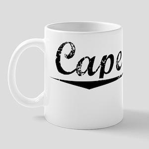 Cape Fear, Vintage Mug