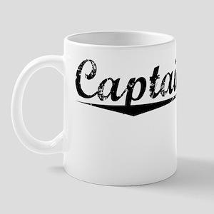 Captain Cook, Vintage Mug