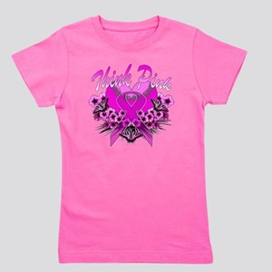 Think Pink Girl's Tee