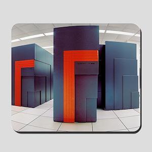 NERSC supercomputers Mousepad