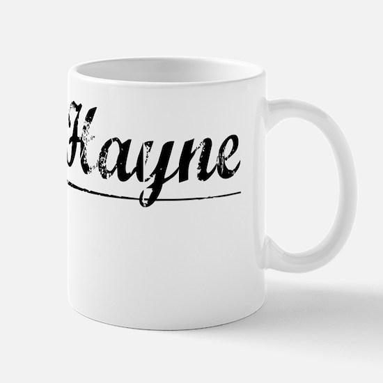 Castle Hayne, Vintage Mug