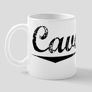 Cavalier, Vintage Mug