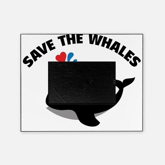 WHALE Picture Frame