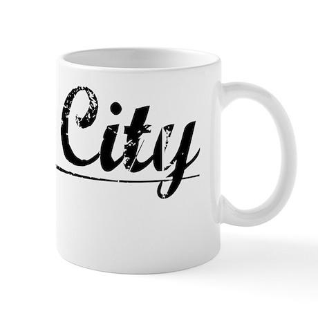 Cave City, Vintage Mug