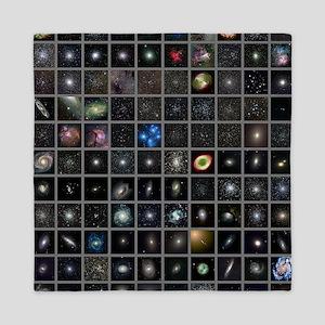 Messier objects, full set Queen Duvet