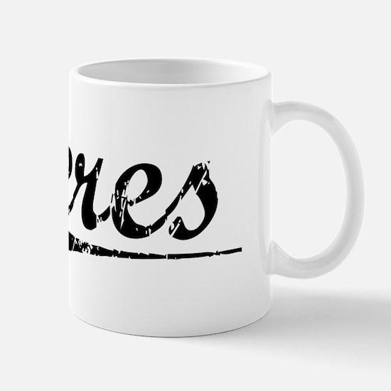Ceres, Vintage Mug