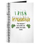 Irish Pittsburgher Journal