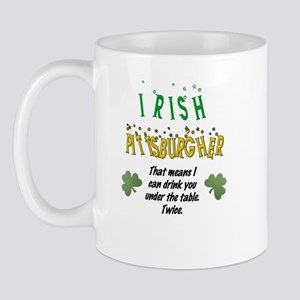 Irish Pittsburgher Mug