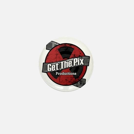 Get The Pix Productions Logo Mini Button
