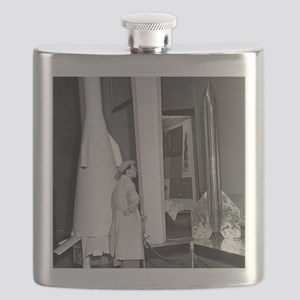 Soviet rocketry museum, 1959 Flask