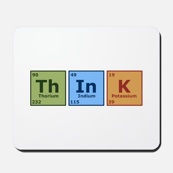 Think 2 Mousepad