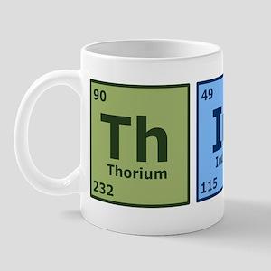 Think 2 Mug