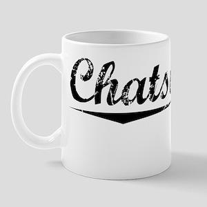 Chatsworth, Vintage Mug