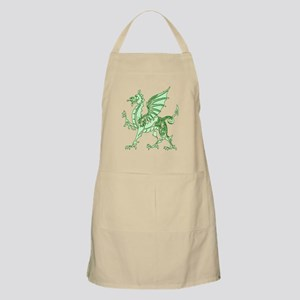 Green Dragon Apron