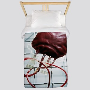 Blood bag Twin Duvet