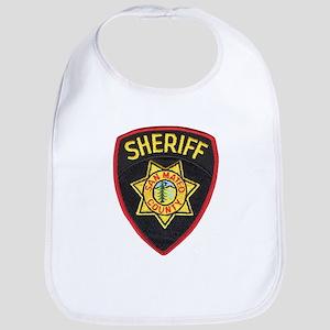 San Mateo Sheriff Bib