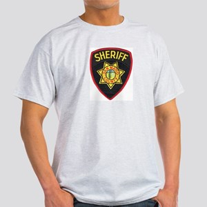 San Mateo Sheriff Light T-Shirt