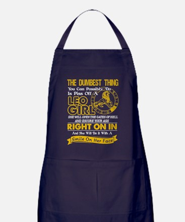 Cute That thing you do Apron (dark)