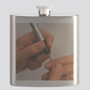 Bioresonance therapy Flask