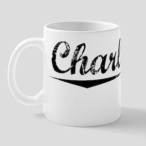 Charlevoix, Vintage Mug