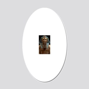 16x20 Thutmose 20x12 Oval Wall Decal