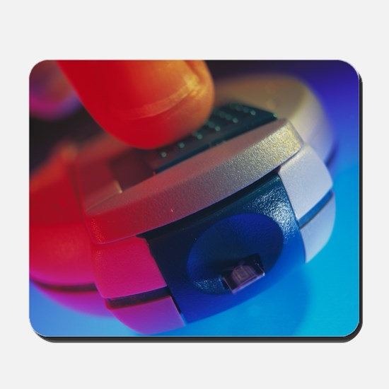 Blood glucose tester Mousepad