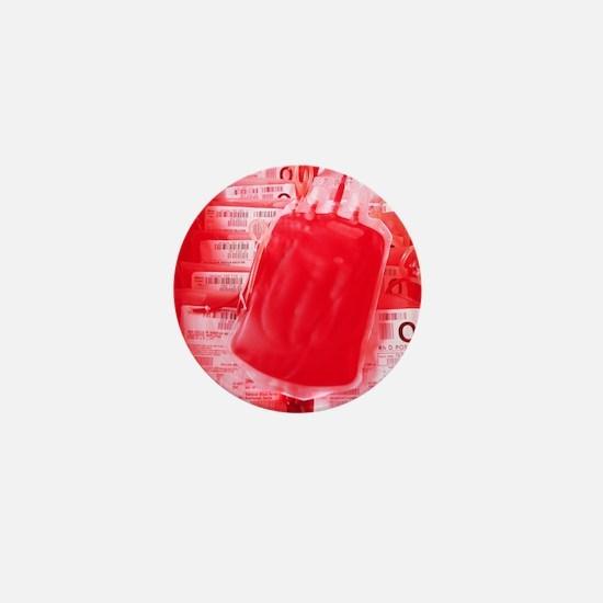 Blood storage Mini Button