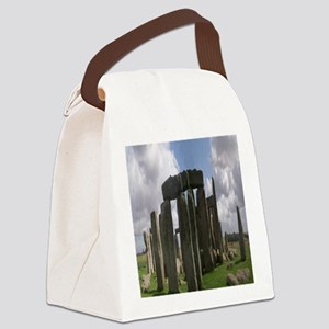 Stonehenge Canvas Lunch Bag