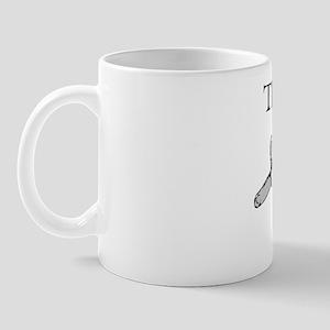 This damsel dishes distress Mug
