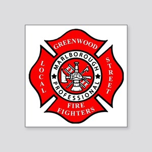 "MFD Square Sticker 3"" x 3"""