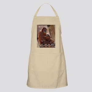(10) Orang Mother  Child 7372 Apron