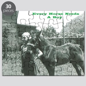 Every Horse Needs a Boy Puzzle