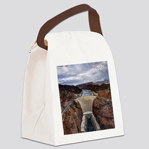 Square Hoover Canvas Lunch Bag