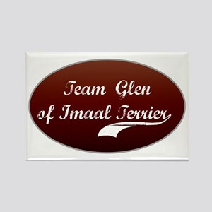 Team Glen Rectangle Magnet