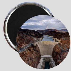Large Hoover Dam Magnet