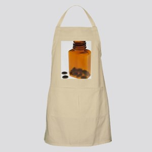 Bottle of pills Apron