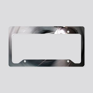 Sputnik 1 satellite License Plate Holder