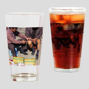 Chinese medicine Drinking Glass