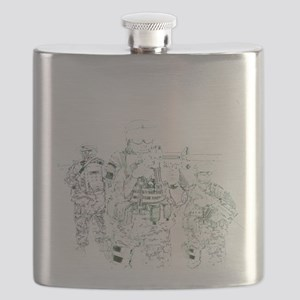 Hardcore Airsoft Flask