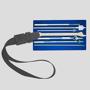 Cervical smear spatulas Large Luggage Tag